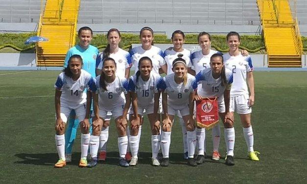 Sub 20 debuta con victoria