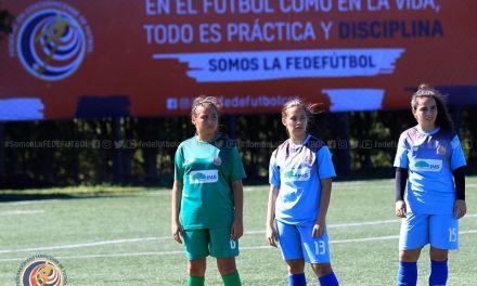 Un paso más cerca… Jugadoras de selecciones regionales buscan el sueño de llegar a la Sub 15