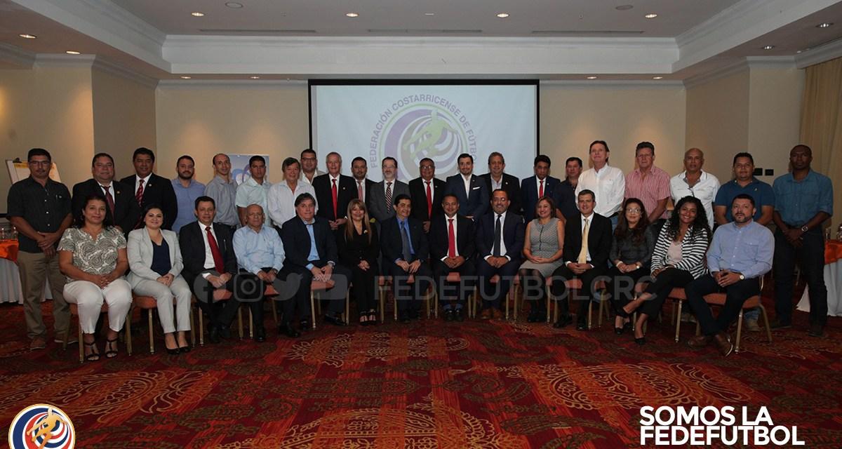 Fedefútbol firma contrato con ICD en pro de la transparencia del fútbol