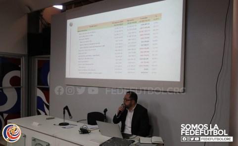 Asamblea General presentación presupuesto 2020