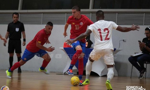 Con empate Costa Rica cierra fogueos ante Canadá