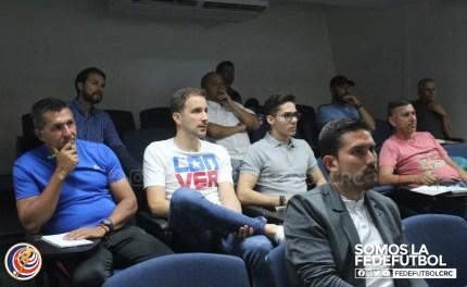 Reunión selecciones menores con clubes febrero 2020 2