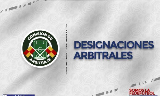 Silbateros para dirigir la fecha 13 de Primera División