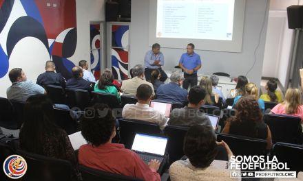 Comité Organizador Local realiza primer taller para definir agendas de trabajo