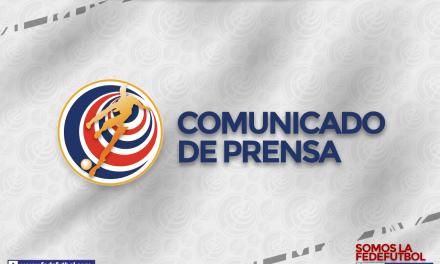 Se cancela partido entre Costa Rica y Panamá