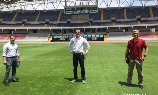 Reunión pro mejoras del Estadio Nacional