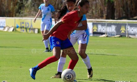 """Verónica Prieto: Vi a mi hermana jugar y dije 'tengo que estar en la Sele y quiero jugar un Mundial"""""""