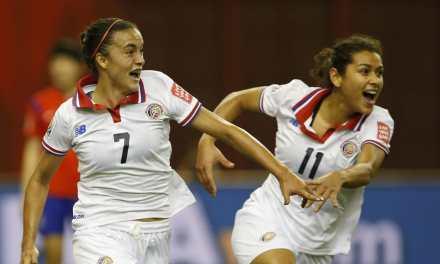 Lágrimas de alegría: Se cumplen cinco años del debut mundialista femenino