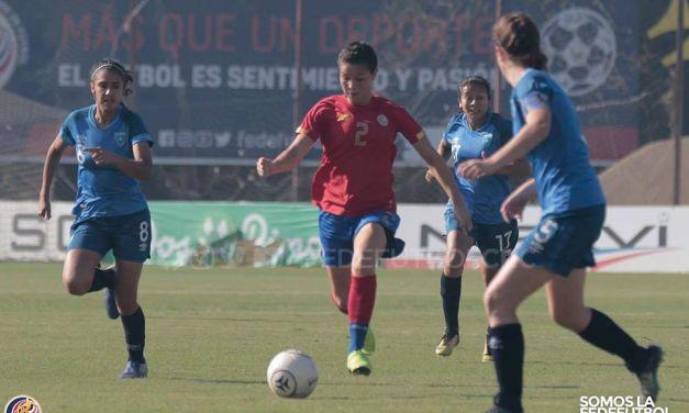Valery Sandoval: «Nunca imaginé estar tan cerca de un Mundial»