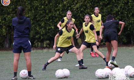 La rotación de seleccionadas mantiene viva la esperanza de jugadoras Sub-20