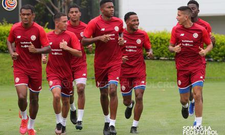 Confirmación de juegos ante Panamá alentó el entrenamiento de la Sele