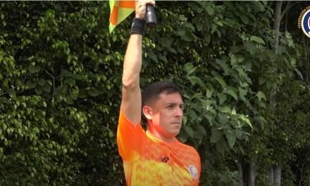Ricardo Picado, el árbitro que colabora en la lucha contra el cáncer