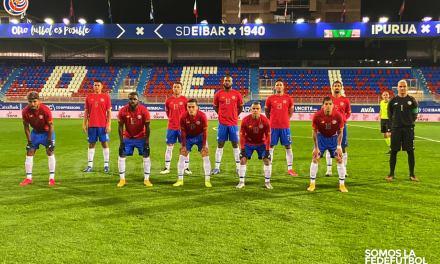 Selección Mayor cerró su gira por Europa