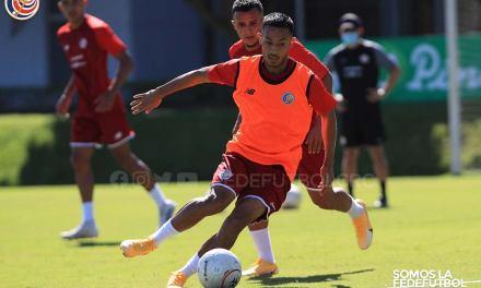 """Jimmy Marín volvió a palpitar selección: """"Lo que pasó me ayudó a madurar"""""""