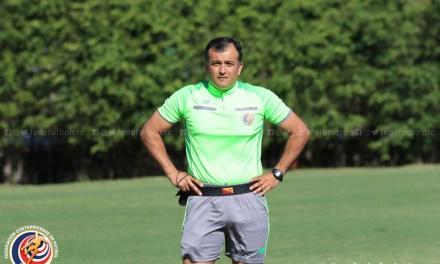 Pedro Navarro dirigirá Final ida