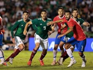 CRC vs MEX Giancarlo Gonzalez y Duarte