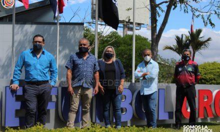 El ojo crítico de Ramón Luis Méndez se une al arbitraje nacional