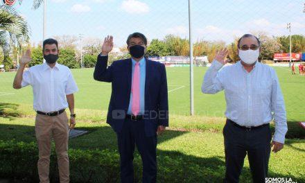 Comisión recomendará sobre proyectos Forward de la Fedefútbol