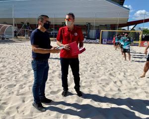Playa dedica Torneo 2021 a Centenario de Fedefutbol marzo 2021 3