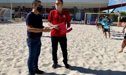 Playa dedica su torneo al Centenario de la Fedefútbol