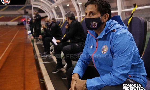 Rónald González eligió a sus 23 jugadores para fogueos ante Bosnia y México