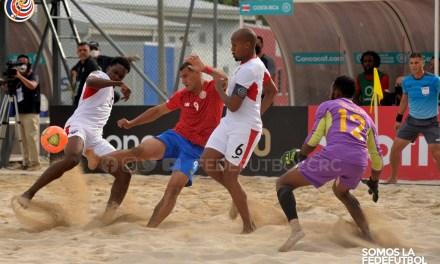 La Sele de Playa debuta con victoria en el Premundial