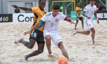 Resumen de los cuartos de final del Campeonato de Fútbol Playa Concacaf 2021