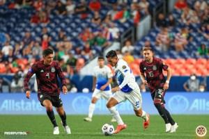 Alonso Martinez MEX vs CRC junio 2021