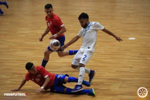 CRC vs Guatemala Amistoso Sala julio 2021