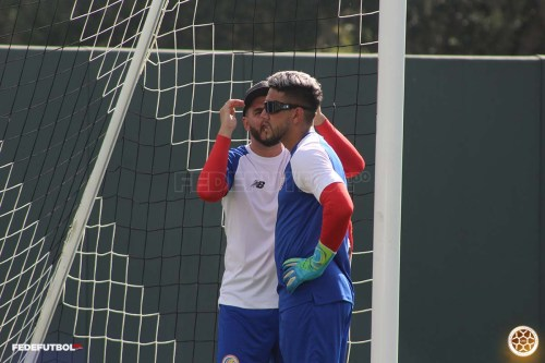 Gafas porteros Seleccion Nacional Copa Oro 1