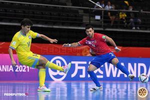 Minor Cabalceta La Sele de Futsal setiembre 2021
