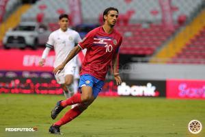 Seleccion de Costa Rica Bryan Ruiz