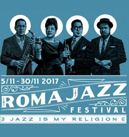 Fino al 30 novembre torna nella capitale Roma Jazz Festival!