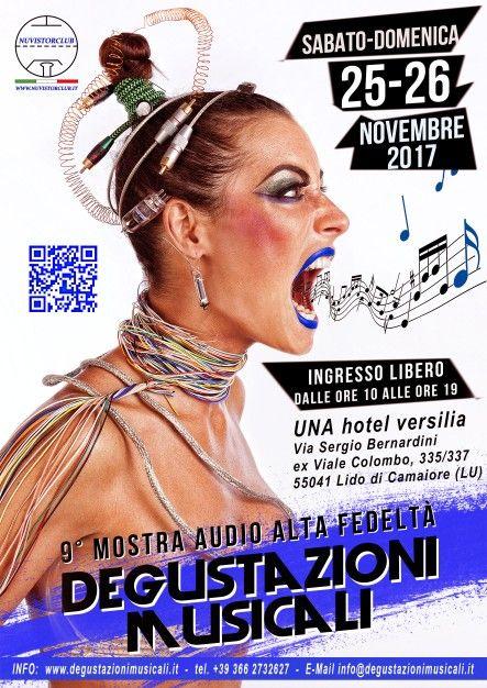 FEZZ AUDIO in anteprima a DEGUSTAZIONI MUSICALI il 25 e 26 novembre