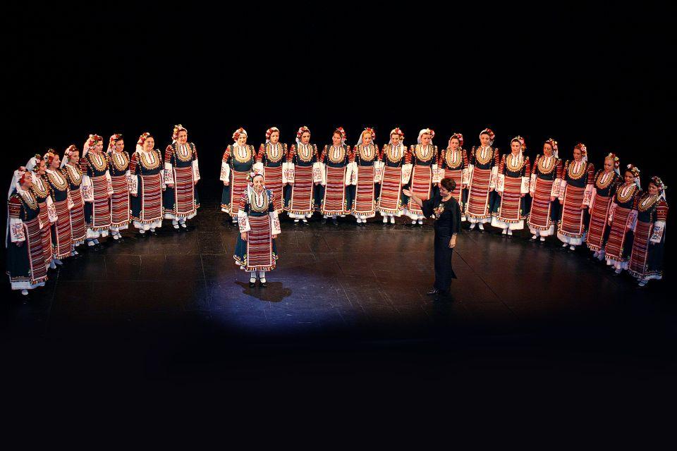 Il 20 dicembre a Venezia, Teatro La Fenice, Le Mystere Des Voix Bulgare