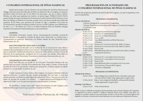 I Congreso Intenacional - 2