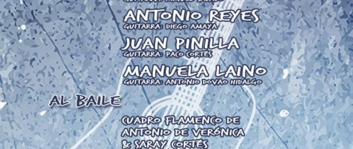 XXXV Noche Flamenca Villa de Alhaurín el Grande