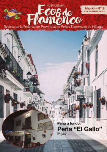 Revista Ecos del Flamenco nº18