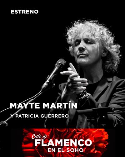 El Teatro del Soho de Málaga aplaza su Ciclo Flamenco a abril y mayo 3