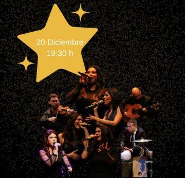 Semblanza Navideña', la Zambomba de Mara Cortés, este domingo en The Hall Málaga