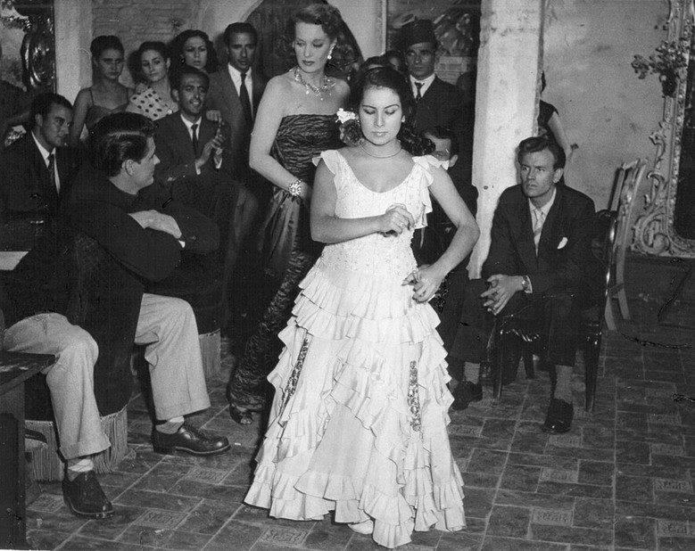 malaga cantaora historia de malaga flamenca