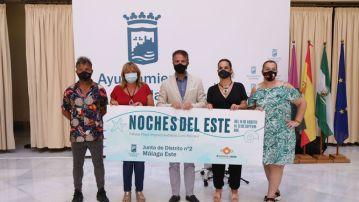 'Las Noches del Este 2020' en Málaga