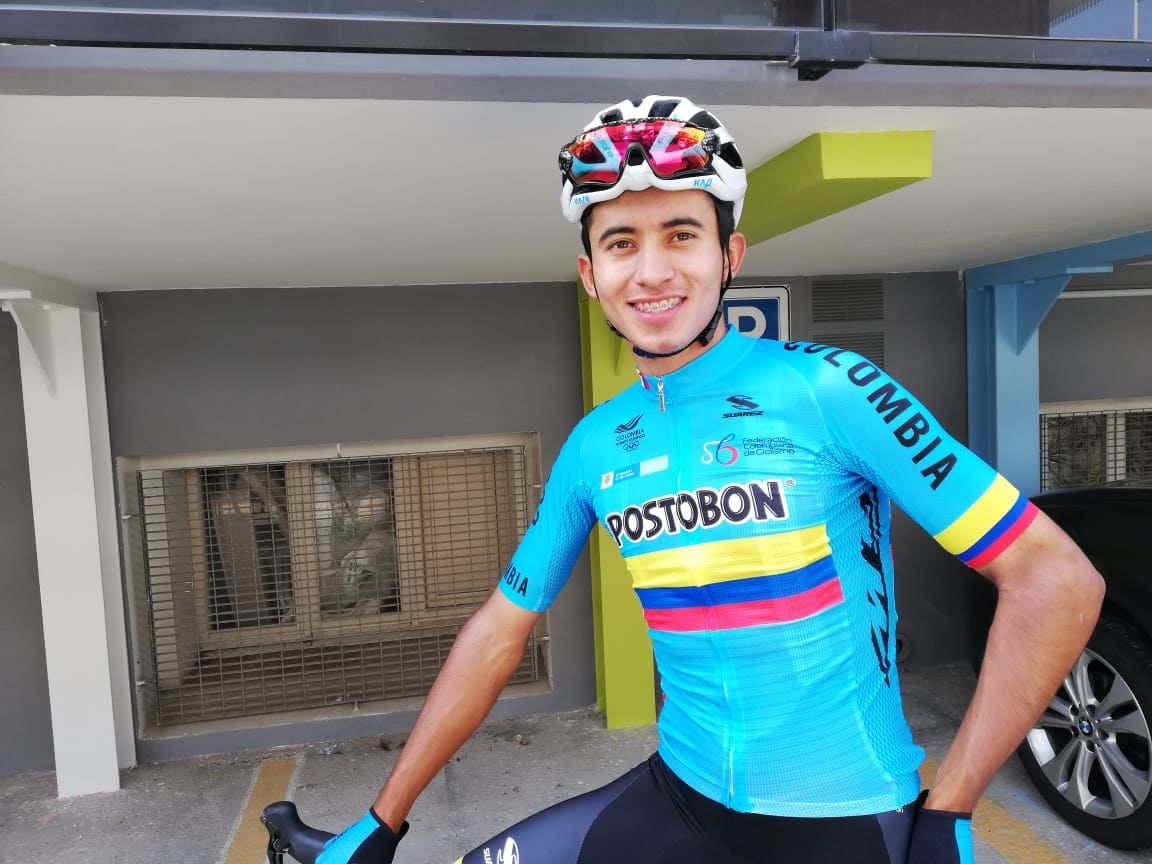 Image result for adrian bustamante cyclist