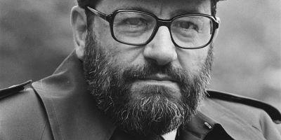 Umberto Eco, Rob Bogaerts, Beeldbank Nationaal Archief