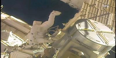 Nasa passeggiata spaziale 1 febbraio 2020