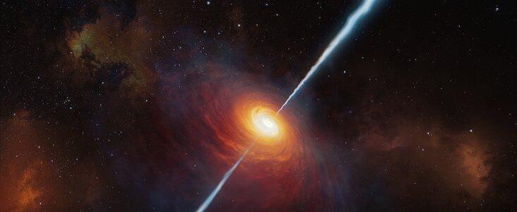 ESO Quasar