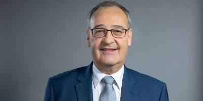 Bundeskanzlei- Portrait Bundesrat
