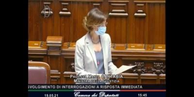 ministro-Giustizia-Cartabia-Interrogazioni-parlamentari