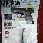 THE ORIGINAL CLIPDRAW – SMITH & WESSON M&P COMPACT/FULL+ -NEW IN PKG.-FREE SHIP