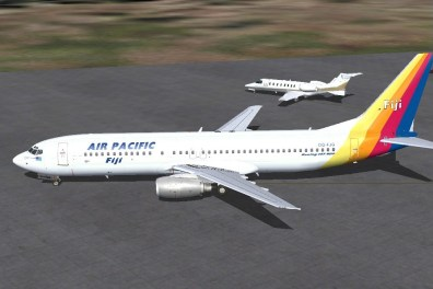 Overland 737 in FS9